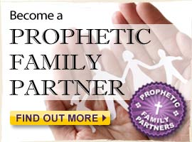 Become A Prophetic Family Partner